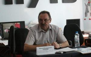 Николай Казанцев рассказал о своей работе в Смоленске