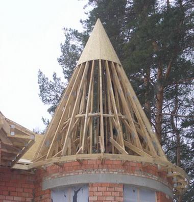 Деревянные конструкции.