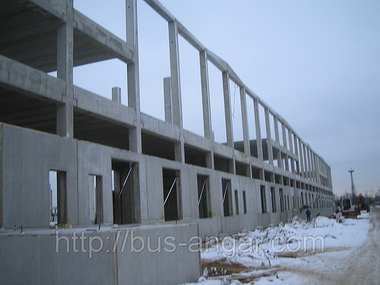 Железобетонная конструкция.